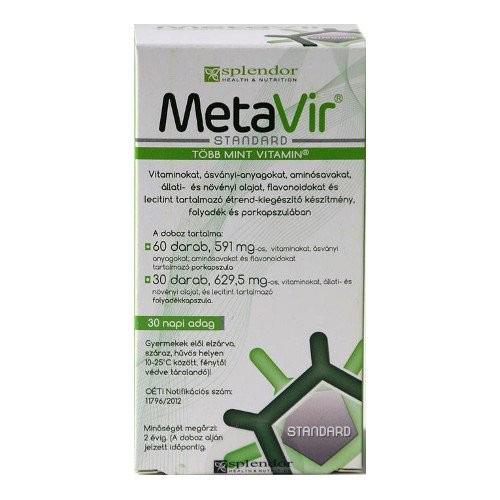 Metavir Standard 60+30 db